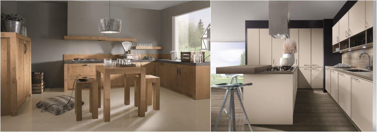Schröder 施羅德廚具將國際趨勢帶進廚具設計中,除了展現原始實木質感,感受獨特粗獷自然美感,廚房附加價值也體現在多功能收納機能上。(此為 3D 示意圖)
