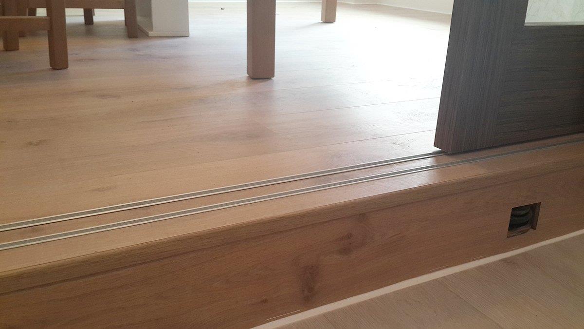 不論何種木地板,架高地板通常報價比平鋪工法稍高。圖片提供_地板王