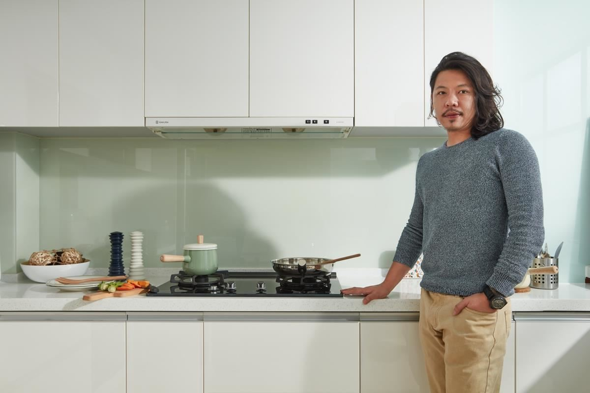懷生國際室內設計的設計師翁嘉鴻,獨家分享智能住宅的經驗談。