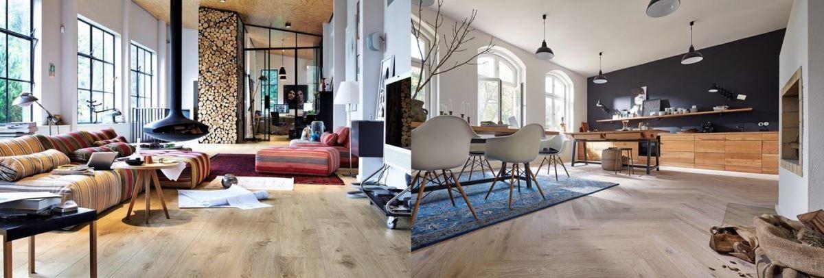 不論是搭配格獨特的家具,或是現代俐落風都能盡情展現。