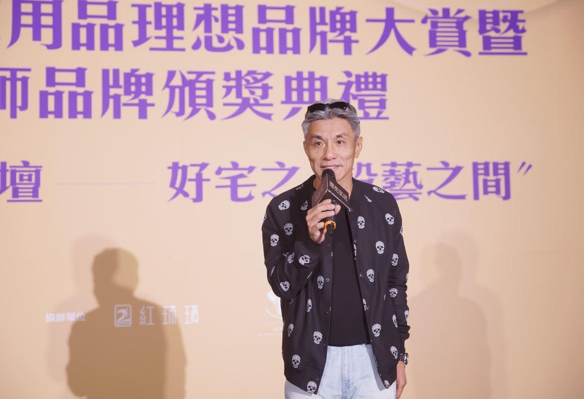 中華民國室內裝修專業技術人員學會理事長趙東洲表示,能夠得到品牌大獎的廠商,都是相當注重品牌形象、堅持做好自己專業服務的公司。