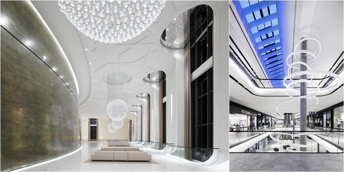 Ippolito Fleitz Group 商業空間設計作品。