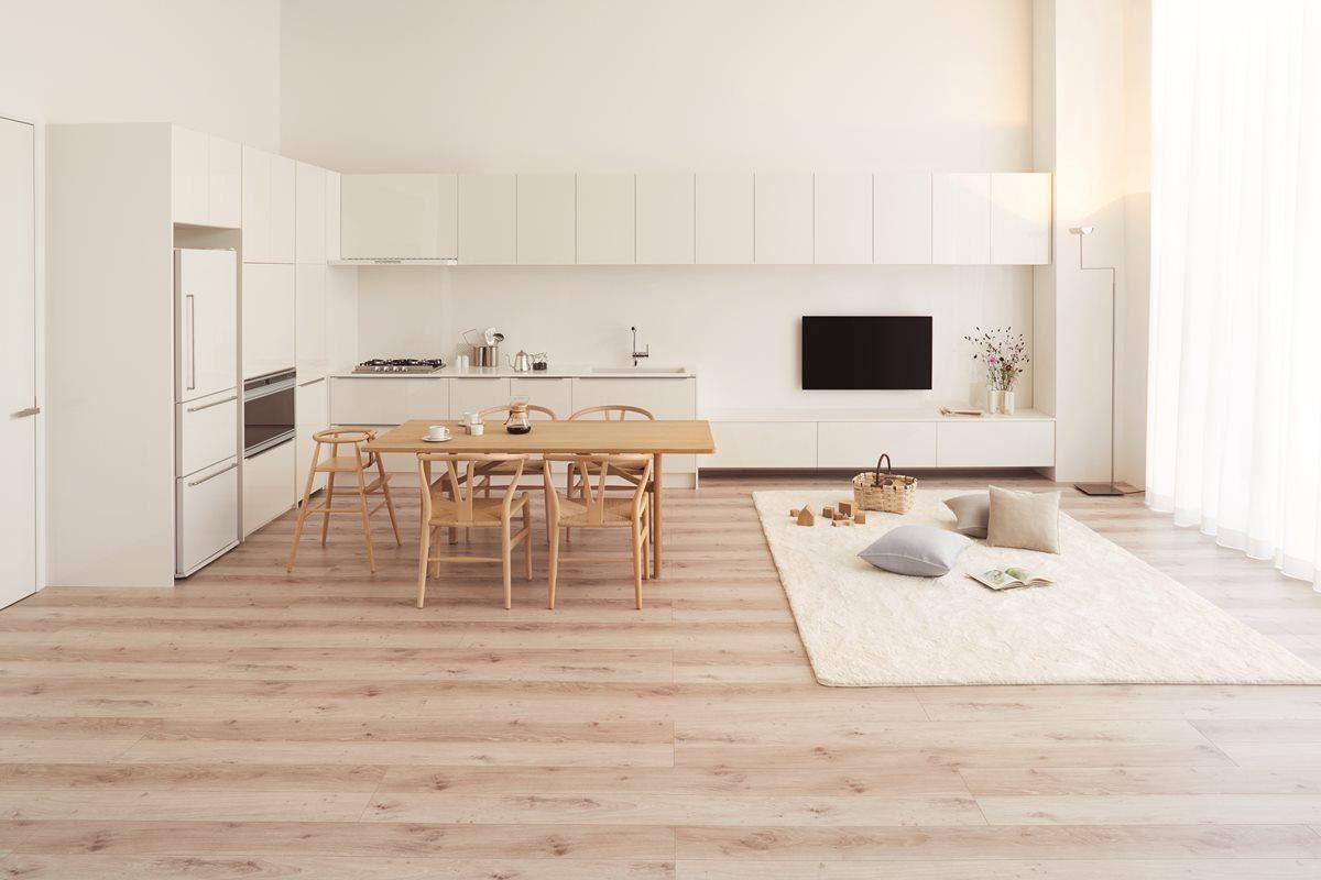 廚房不再是封閉式的料理空間,解放廚房,透過料理在生活中創造與家人共享的幸福時光。