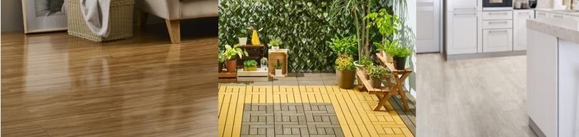 綜合考量地板與居家空間配置後,再挑選偏好氛圍的地板,夢想中的家完美呈現。