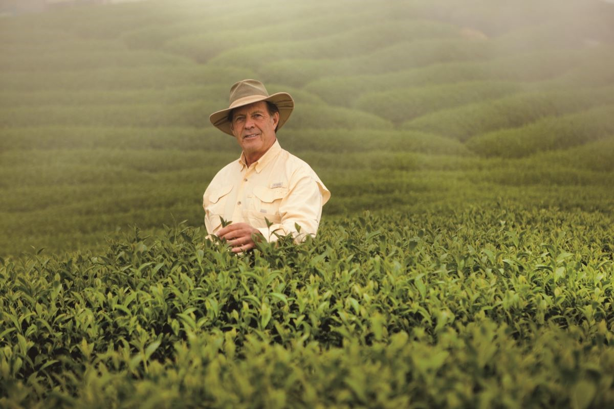 Young Living 創辦人 Gary Young。