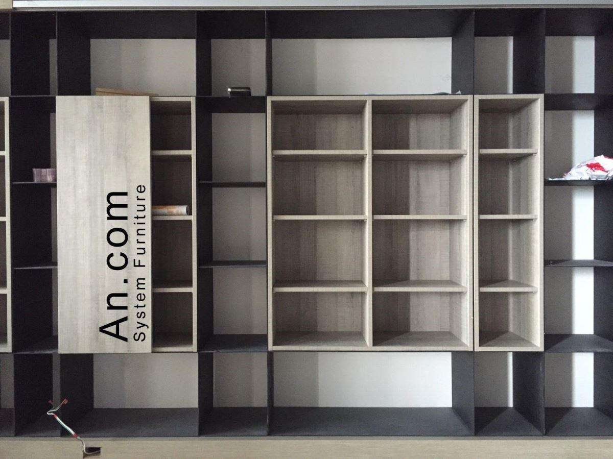 捨棄千篇一律的套版規劃!你將發現,系統家具也可以很有設計感且個性十足!