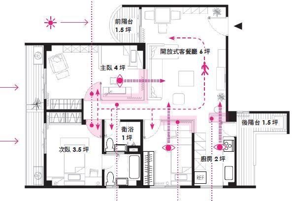 平面圖提供_城市。寓所空間設計