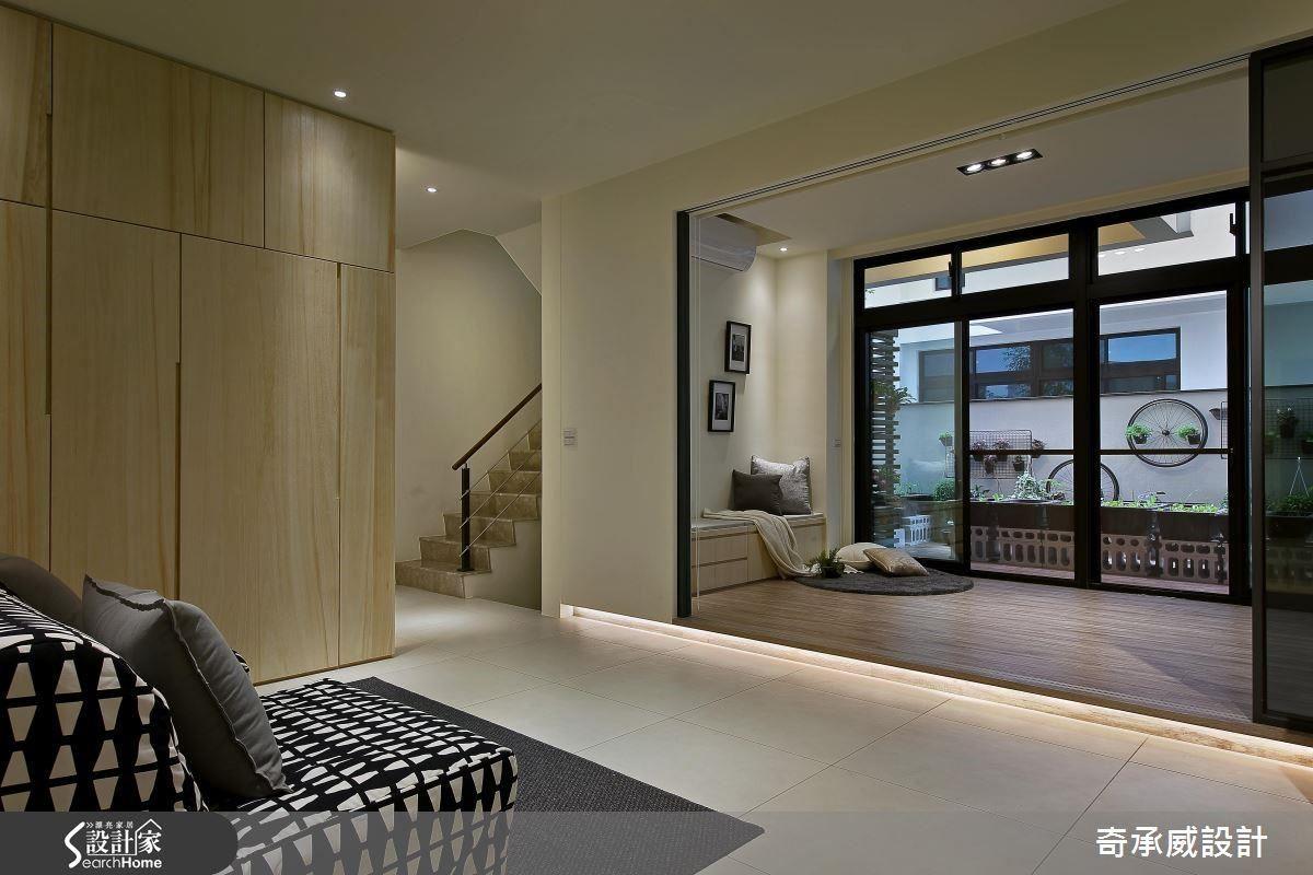讓空間休閒舒適,讓室內與自然互動,實現在家度假的可能。
