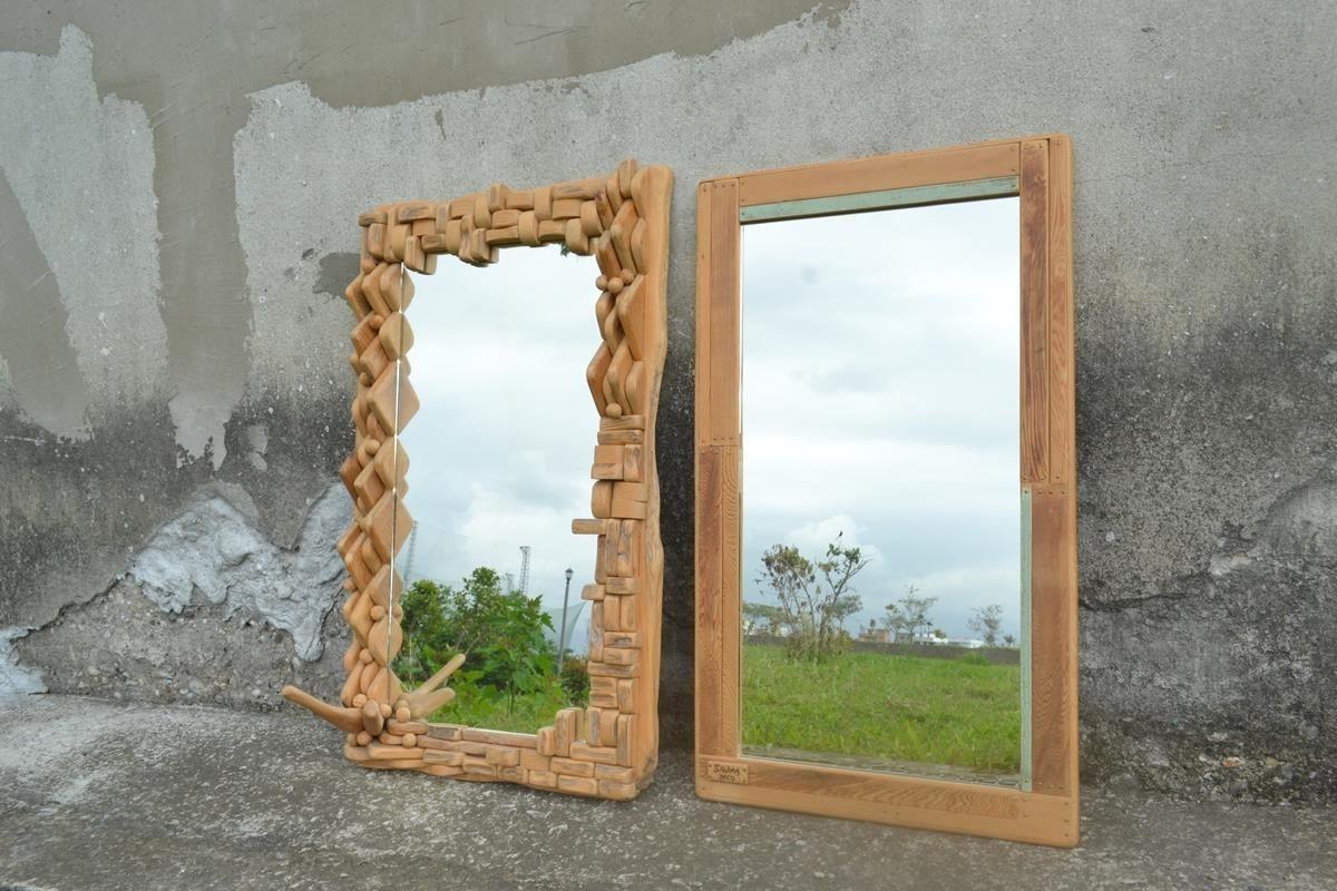 庫空間的鏡面設計