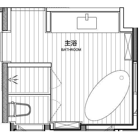 平面圖提供_L′atelier Fantasia 繽紛設計。