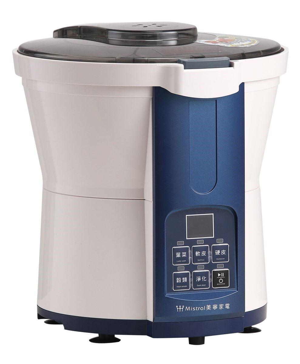微電腦洗菜機器人/圖片提供:美寧家電