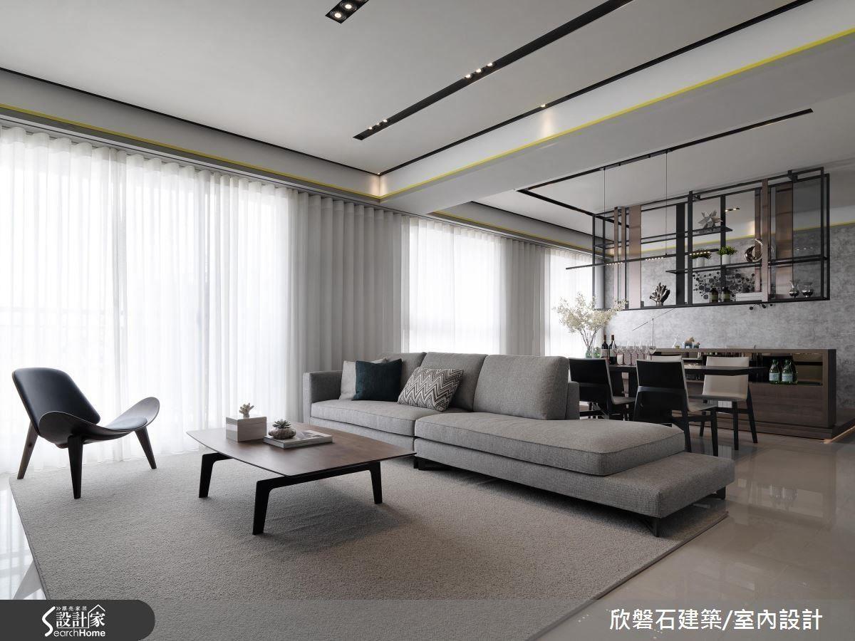 生活是由一連串的選擇組成,而羅仕哲設計師透過設計要告訴大家,不論是什麼樣的住宅在悉心規劃後,都是寬敞舒適的全齡好宅。