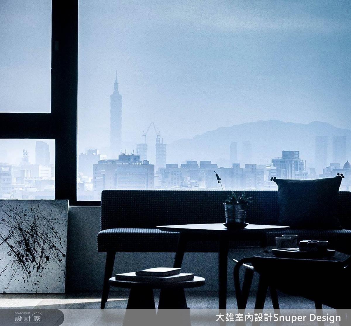 攝影藝術為空間增添豐潤生命力,是室內設計不可或缺的元素之一。