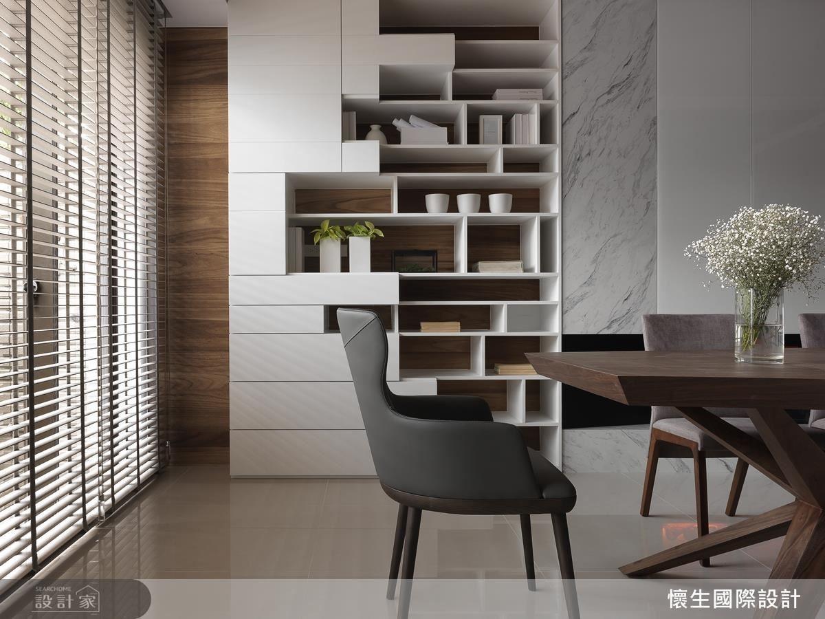 適切窗簾家飾的配置,為空間增添千變萬化的光影表情。