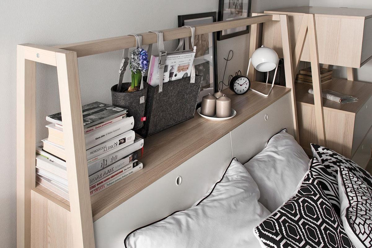 貫穿SPOT 系列的 A 字腳設計,還能搭配多款收納小物,趣味感十足的設計宅,每天都好想窩在家!