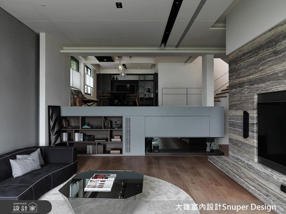 經過重新的梳理空間,岑永康、張珮珊將其取名為「華城家旅」,在家能享受生活的美好,亦能感受如旅行般的閒適。