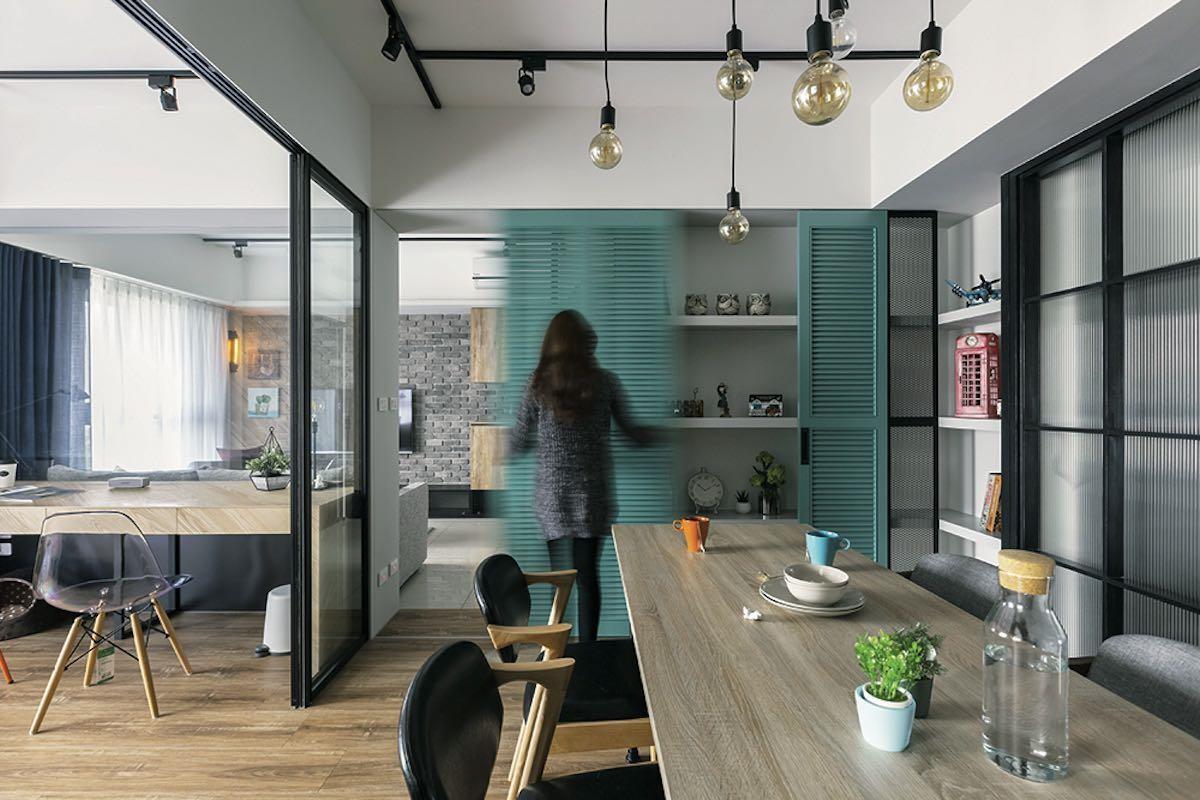 攝影_Amily  空間設計暨部分圖片提供_于人空間設計