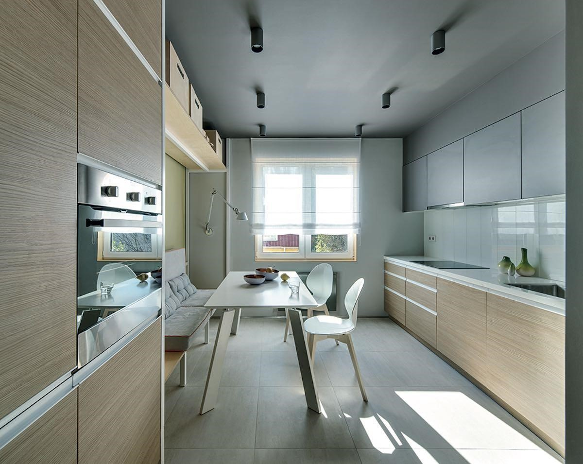 空間設計暨圖片提供_NV ARCHITECTS  攝影_Andrew Bezuhlov
