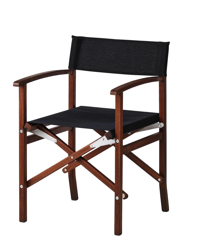 SIARÖ折疊椅不用時可摺疊收納,布料可拆洗,容易保持乾淨。 圖片提供_IKEA