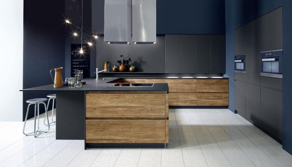 擁有 210 種門板組合變化,符合設計趨勢的材質混搭,甚至將醫療級奈米高科技專利材質引進廚具設計中,加上客製化的獨一無二,讓雅登廚飾成為設計師最愛。品牌:德國 Schröder 施羅德廚具