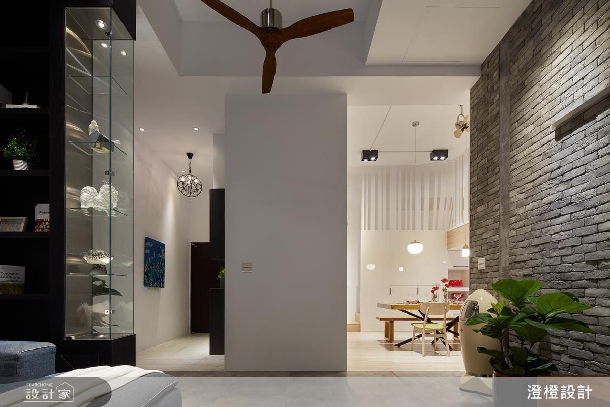 一家人不同的喜好與需求,透過設計轉化成獨一無二的空間。