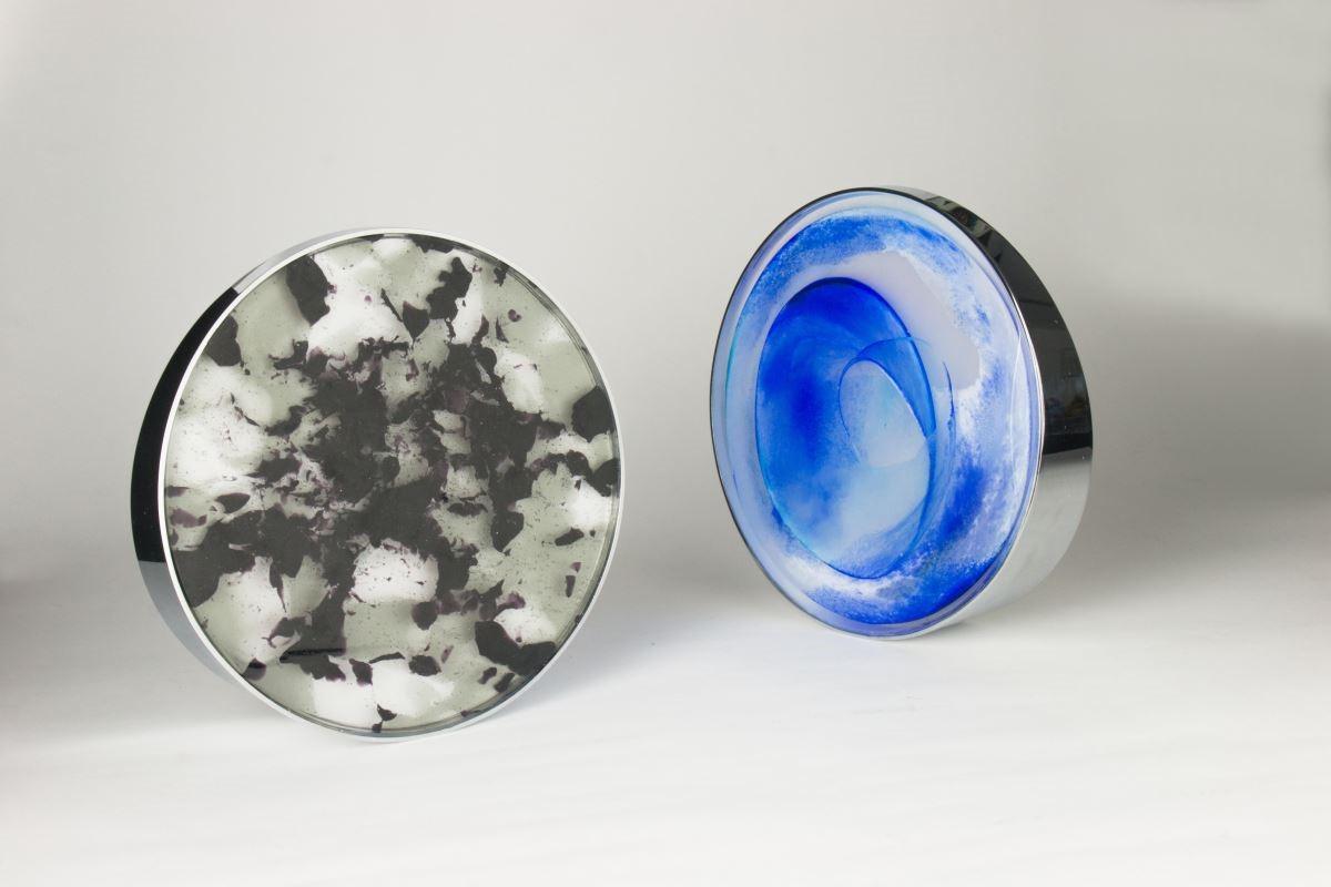 夢鏡。翻轉對工藝的印象,在虛幻的形體中融入生活的想像。