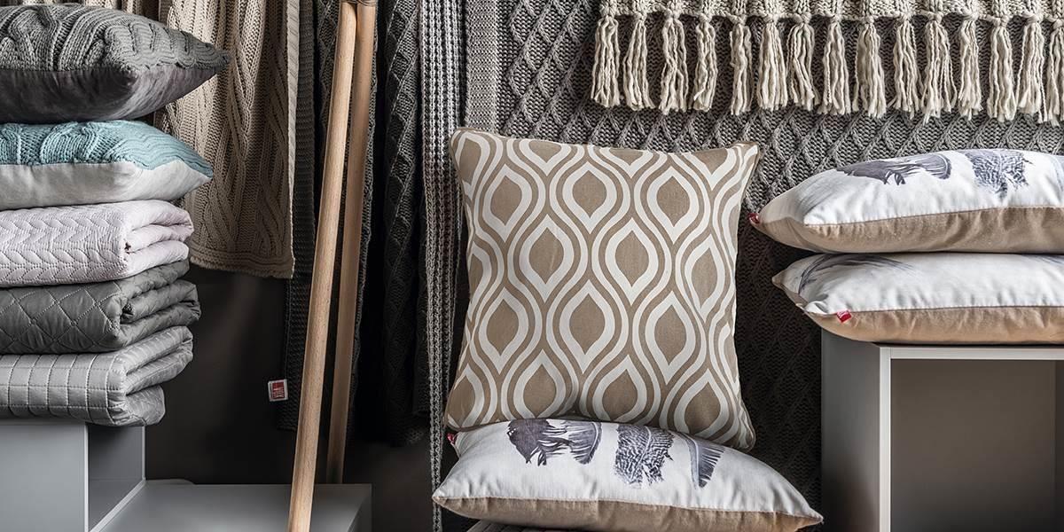VOX 質地細緻、印花精美的抱枕系列,一直是設計師與品味人士首選的擺設單品。