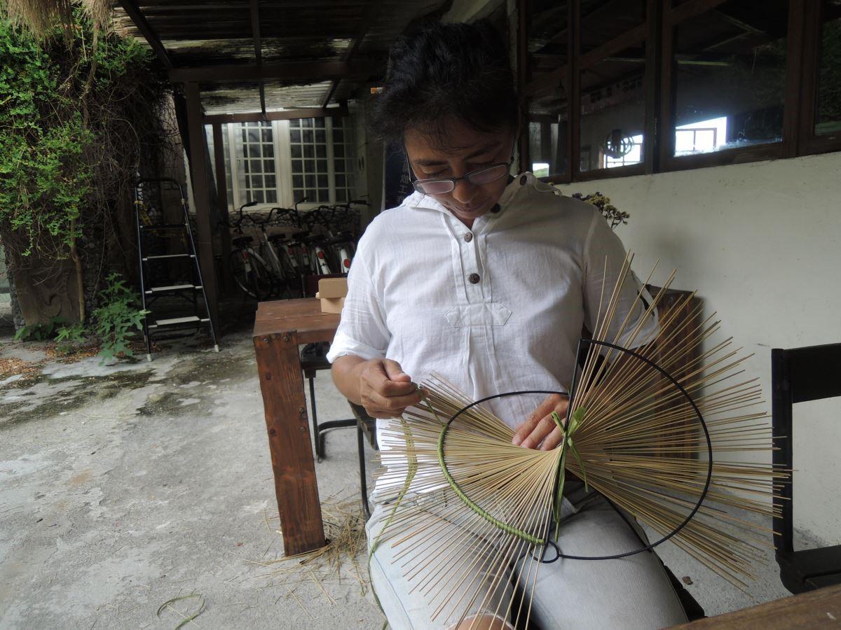 台灣海稻米之母--舒米‧如妮。