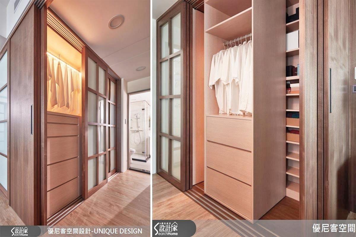 看更多更衣室裝潢個案圖片>>