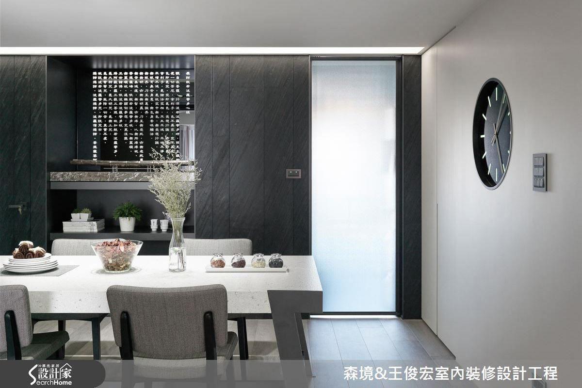 來看看這張神明桌的居家裝潢個案圖片>>