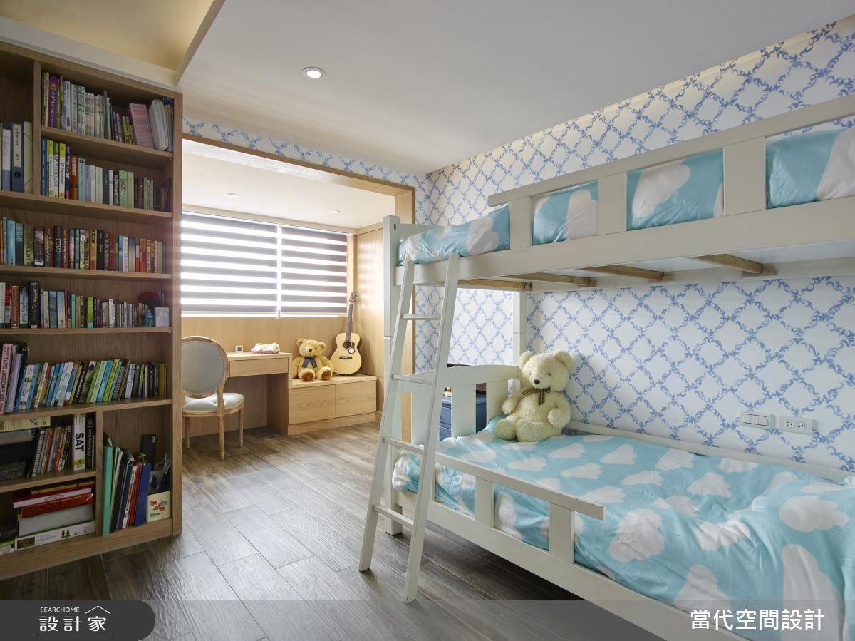 以不同色彩界定臥室風格,反映出居住者的個性與喜好。