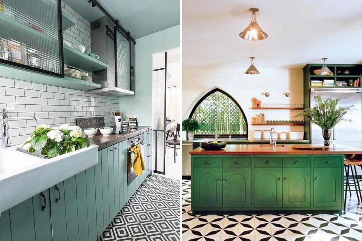 點選看多達 51 款綠色廚房>>