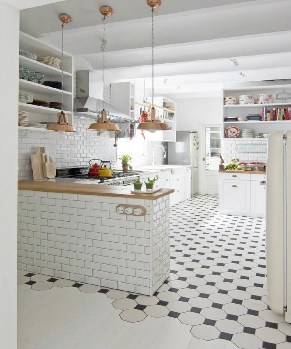 點選看多達 53 款白色廚房>>