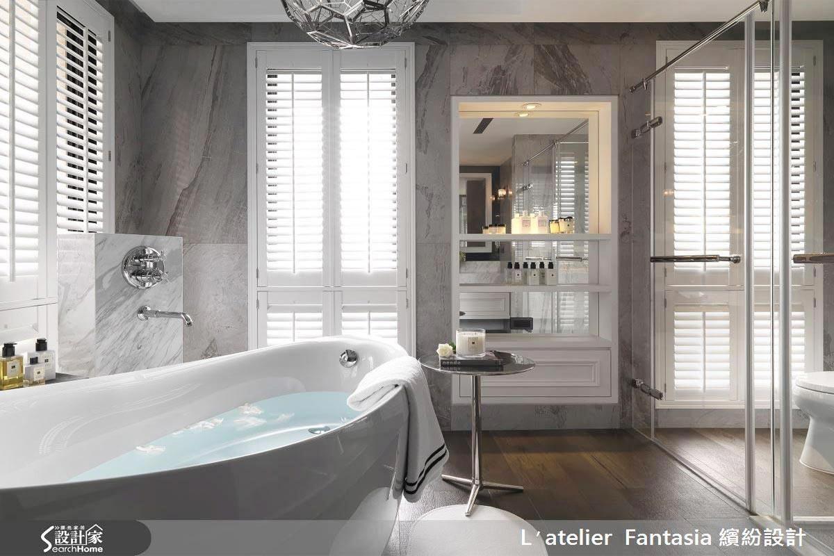 點選即可看更多浴缸衛浴個案圖片>>