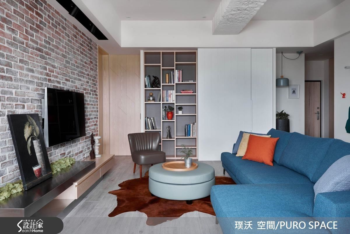點選即可看更多客廳沙發個案圖片>>