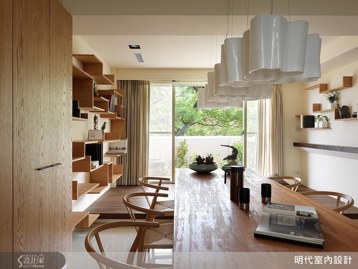 居家的通透設計,讓人視覺與身心都沁涼起來!>>