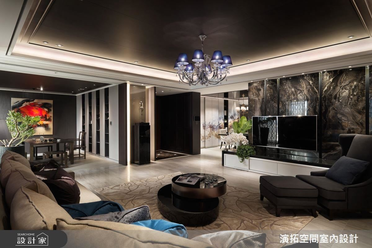 濃郁東方底蘊的屋宅設計,為上海女屋主帶來家鄉的滋味。