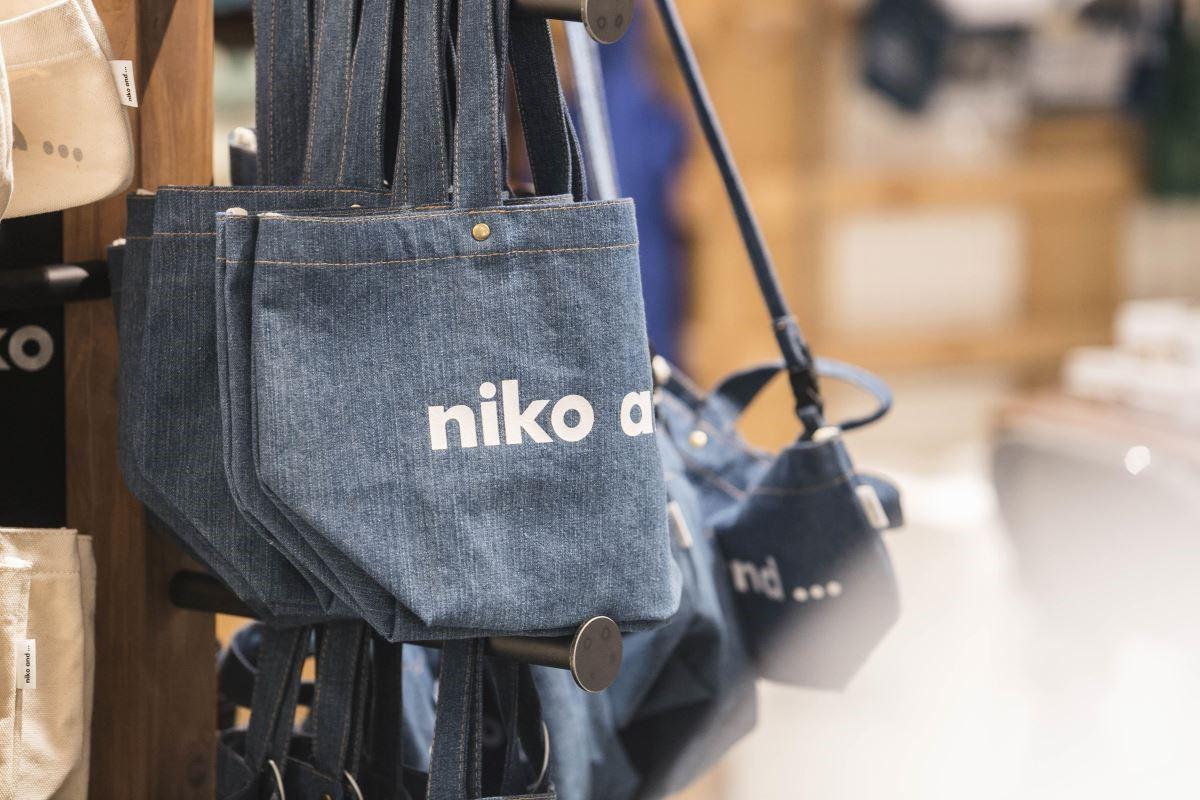 日本最熱賣的托特包,讓人逛街也能輕鬆有型,鼓勵大家少用塑膠袋。