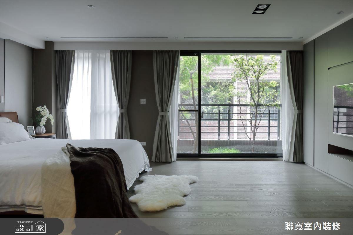 運用淡雅淺色系構築睡眠場域,讓你放下匆忙腳步,享受恬靜時光。