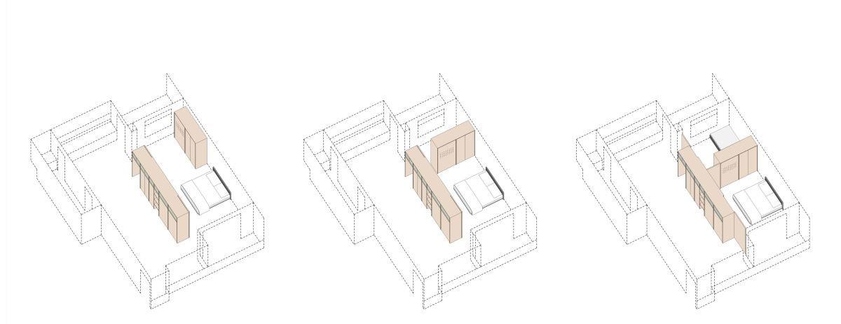 平面圖提供_KC design studio 均漢設計。
