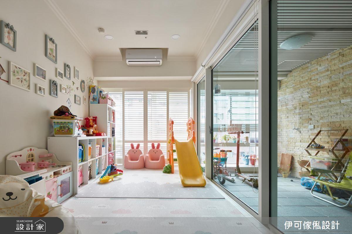 看明星媽媽柯以柔如何為了 3 個孩子打造新家,也來佈置一個童趣空間吧!看完整明星居家 >> 點此看文章