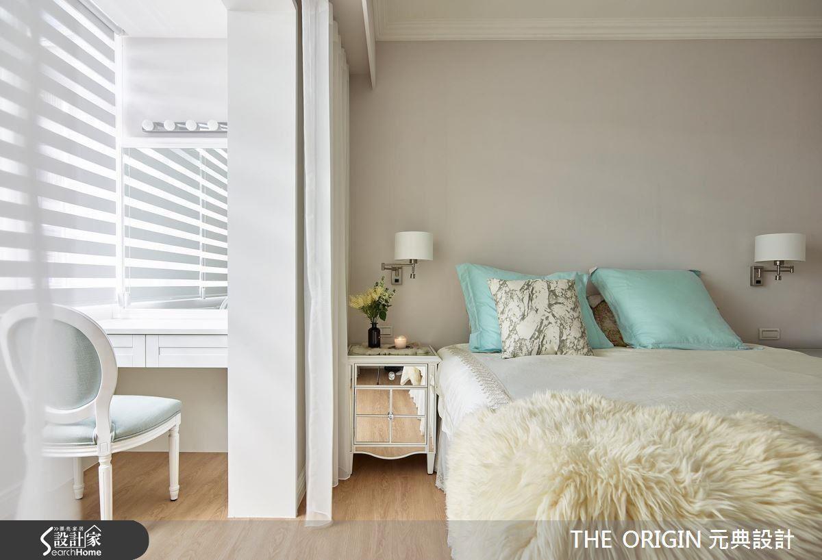 實用的動線規劃,更可依據你的使用習慣與更衣間、臥房和浴室等空間結合,讓你每天出門前都俐落又輕鬆。看完整化妝動線 >> 點此看文章