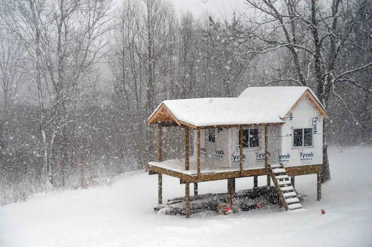 此為屋主自己建造的樹屋。圖片提供_Anko Chiu