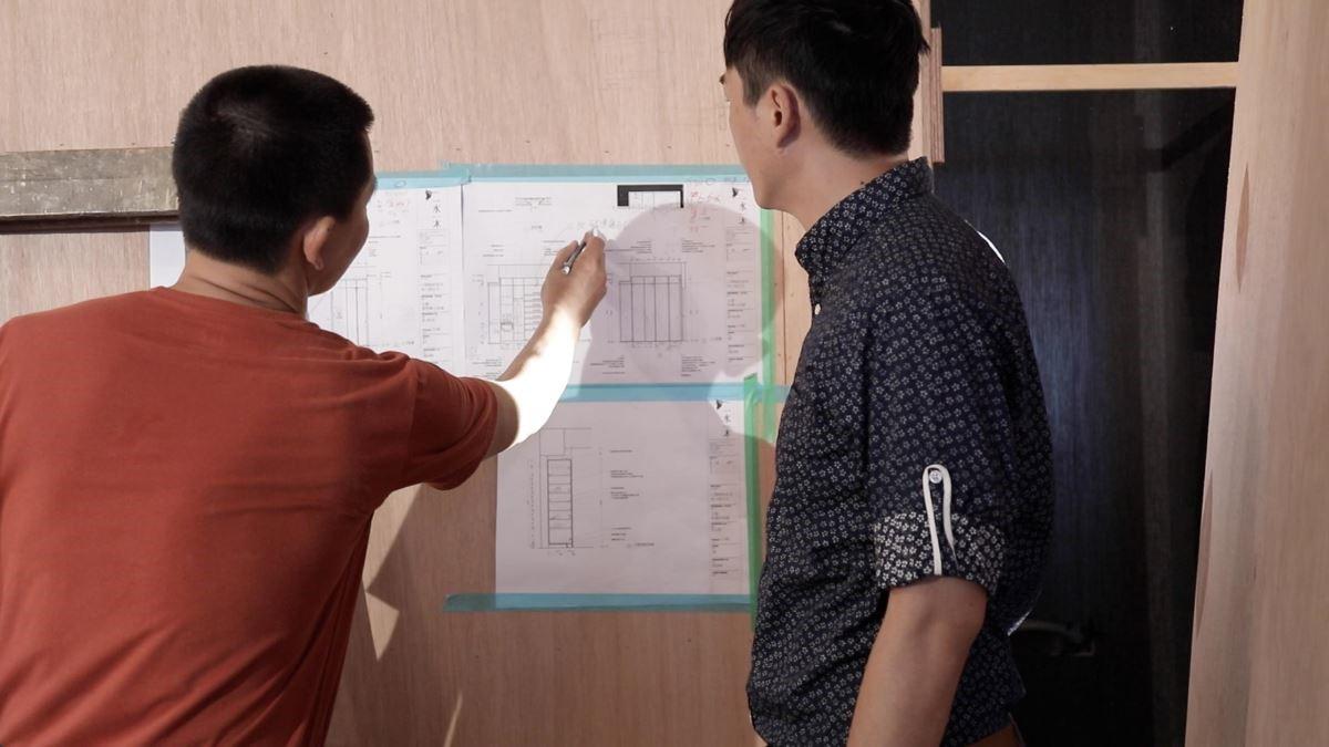 建構一處健康溫馨的家,有賴設計師對於安全建材的選用、良好格局動線的規劃、合宜空間的調配。