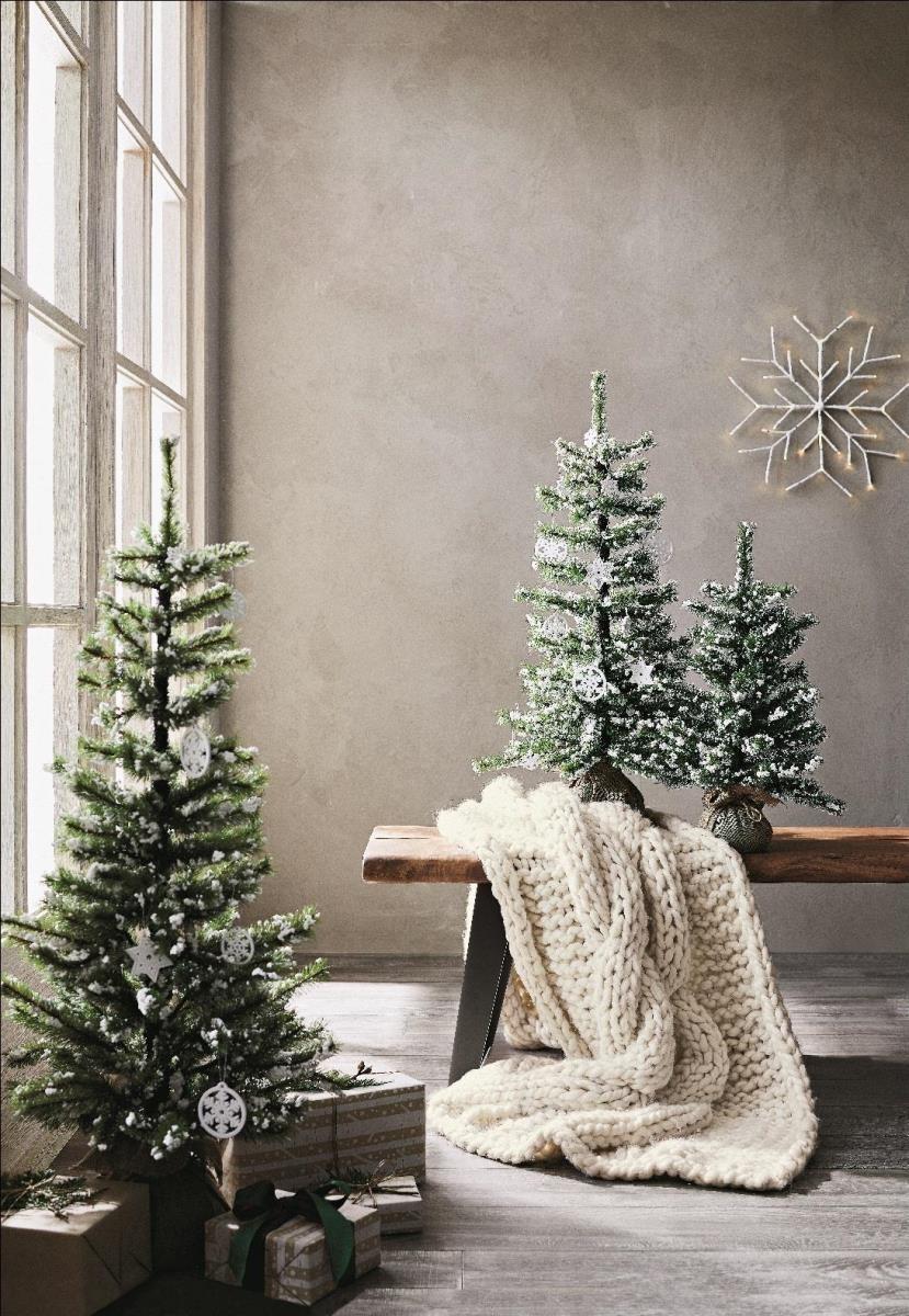 cozy氛圍的披毯,披上馬上有hygge風格,可為空間保溫,溫暖視覺與感官。(圖片提供_Crate and Barrel)