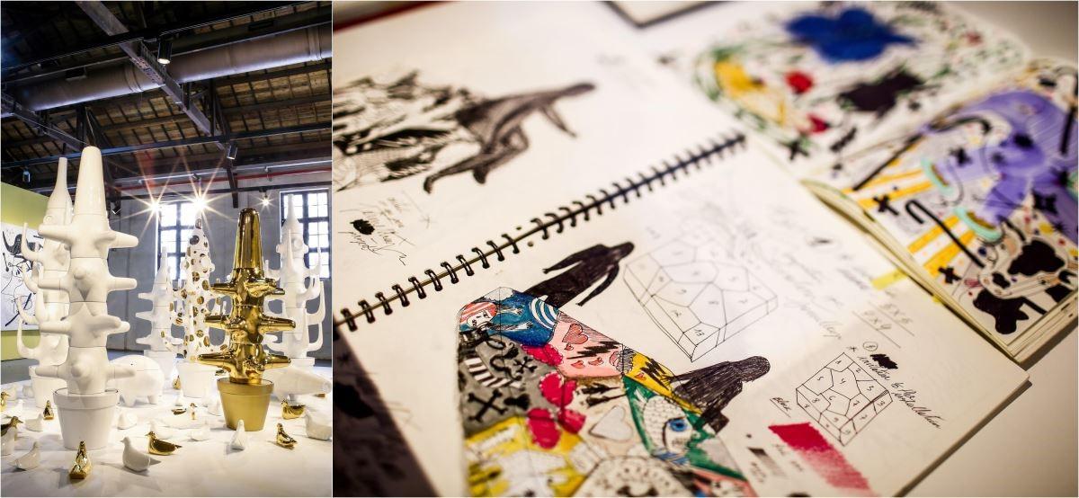 「 FUNTASTICO│ Jaime Hayon亞米‧海因的設計狂想 」首度移展至亞洲台北展出,於即日起至 2018/3/4 在松山文創園區五號倉庫開展。