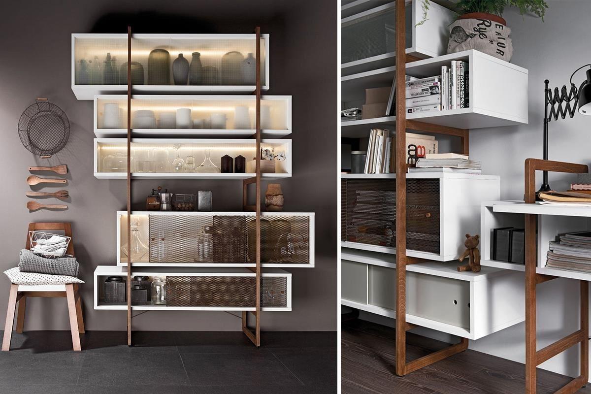 靈活而個性化的 MIO 系列櫥櫃,每個收納櫃體皆有左、中、右3段位置可調,搭配背景燈光更有與眾不同的生活品味。