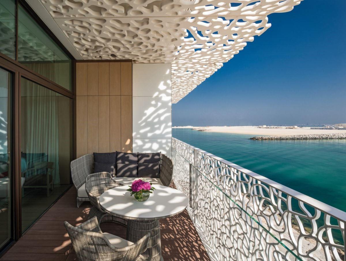 寶格麗杜拜度假村所有細節均由Antonio Citterio&Patricia Viel設計。(圖片提供:Bulgari)