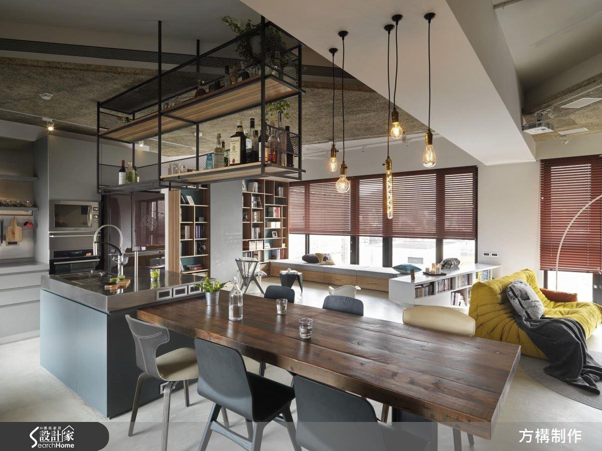 有些熱愛烹飪的屋主,更會將餐廳設為公領域的中心。 >> 點此看完整圖庫