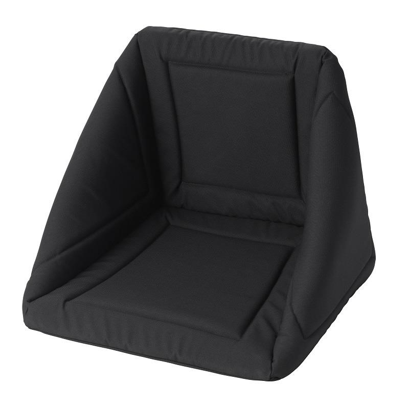 LURVIG 寵物床/屋, 黑色, 長X寬X高 38 X 38 X 37 CM $ 599 圖片提供_IKEA